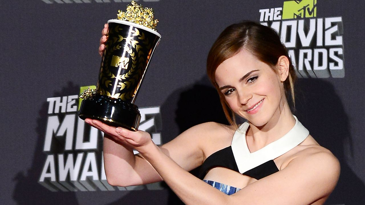 mtv-movie-awards-130414-emma-watson-AFP - Bildquelle: AFP