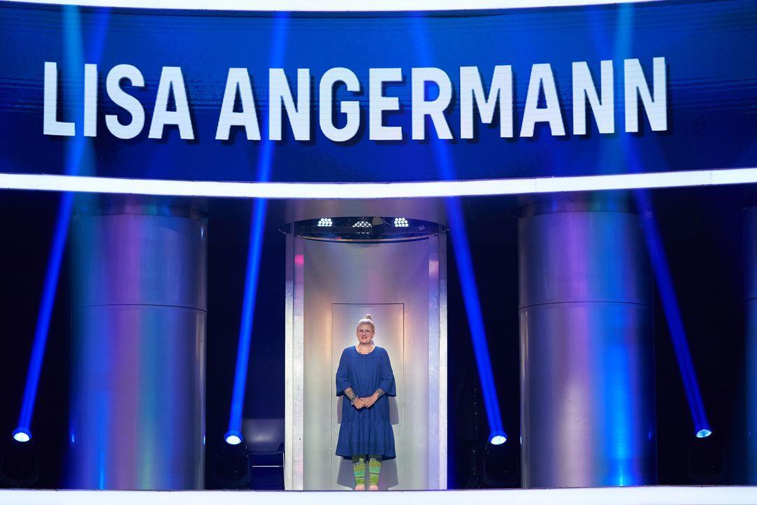 Lisa Angermann - Bildquelle: Jens Hartmann SAT.1 / Jens Hartmann