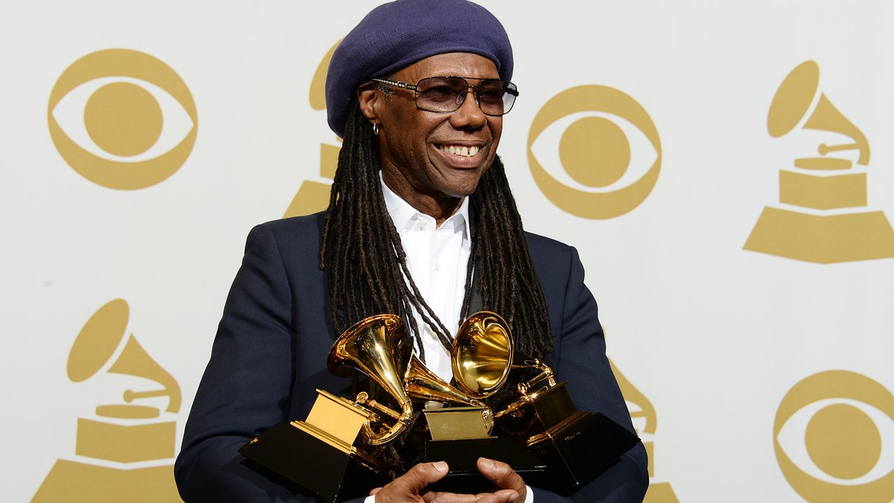 Grammy-Awards-Nile-Rodgers-14-01-26-AFP - Bildquelle: AFP