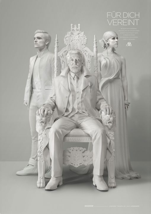 DIE TRIBUTE VON PANEM - MOCKINGJAY TEIL 1 - Artwork - Bildquelle: TM &   2014 Lions Gate Entertainment Inc. All rights reserved.