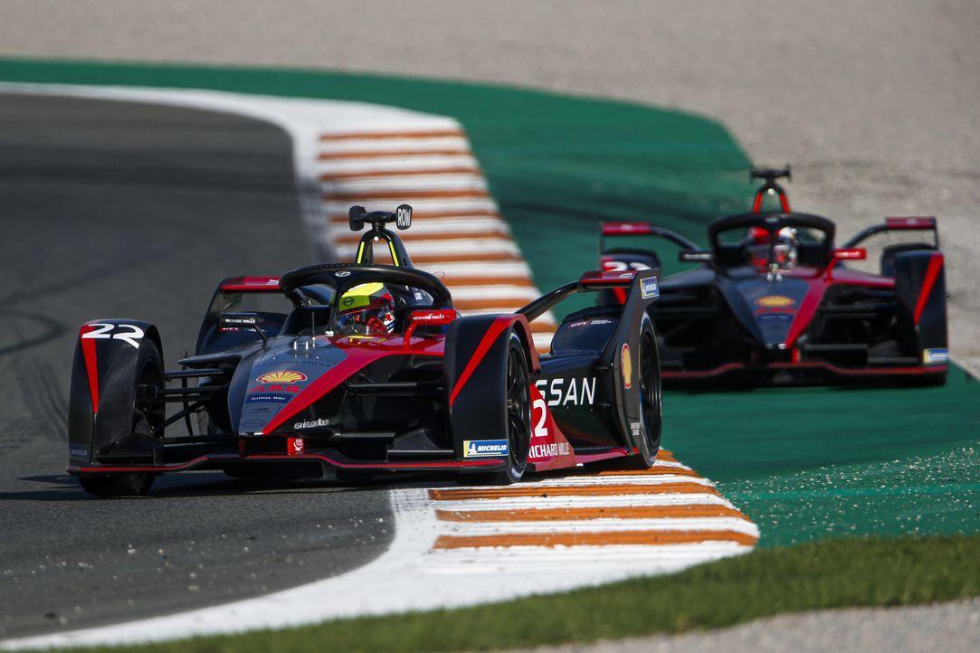 ran racing: Formel E - WM live aus Saudi-Arabien - Bildquelle: Andrew Ferraro Courtesy of Formula E / Andrew Ferraro