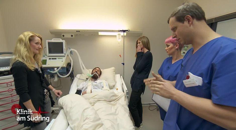 Aufwachen nach künstlichem koma dauer