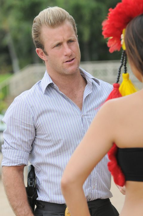 Ermittelt in einem neuen Fall: Danny (Scott Caan) ... - Bildquelle: TM &   CBS Studios Inc. All Rights Reserved.