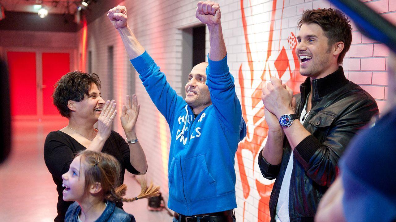 The-Voice-Kids-Nachher-Michele-01-Andre-Kowalski - Bildquelle: SAT.1/Andre Kowalski