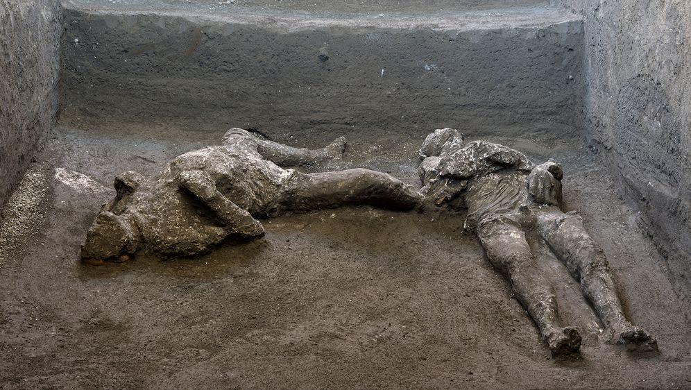 - Bildquelle: Luigi Spina/Parco Archeologico di Pompei/dpa