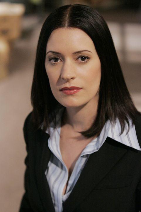 (2. Staffel) - Neues Mitglied der B.A.U.: Emily Prentiss (Paget Brewster) ... - Bildquelle: Touchstone Television