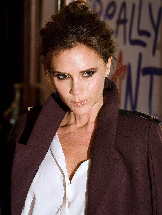 Victoria-Beckham-12-12-11-Leon-Neal-AFP - Bildquelle: Leon Neal/AFP