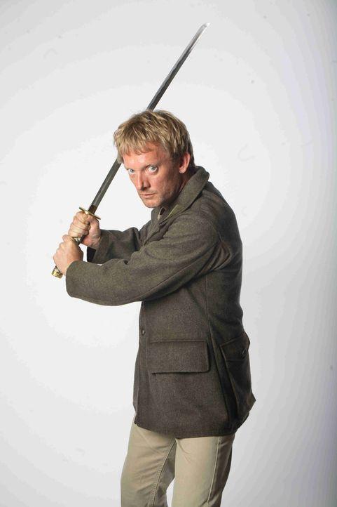 Riesenwürmer machen sich in einem Hochhaus breit. Cutter (Douglas Henshall) und seine Team versuchen sie unschädlich zu machen ... - Bildquelle: ITV Plc