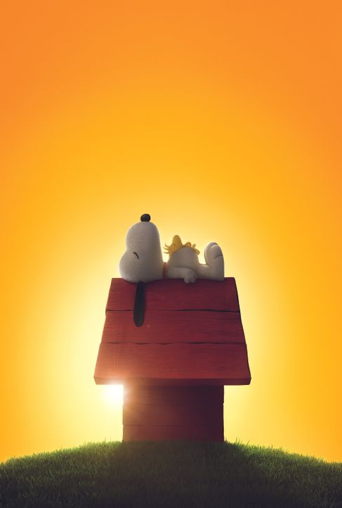 Die Peanuts - Der Film - Artwork - Bildquelle: 2015 Twentieth Century Fox Film Corporation.  All rights reserved.  PEANUTS   2015 Peanuts Worldwide LLC.