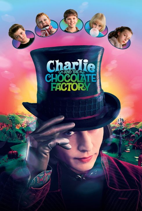 """""""CHARLIE UND DIE SCHOKOLADENFABRIK"""" - Bildquelle: Warner Bros. Pictures"""