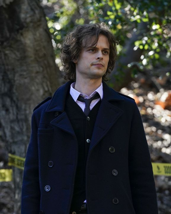 Dr. Spencer Reid (Matthew Gray Gubler) - Bildquelle: Cliff Lipson ABC Studios / Cliff Lipson