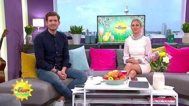 Frühstücksfernsehen - Frühstücksfernsehen - 09.04.2020: Thomas Anders Privat, Das Osterfest & Lady Gagas Größter Wunsch