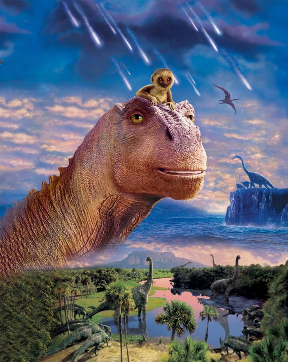 Disneys Dinosaurier - Artwork - Bildquelle: Disney Enterprises Inc.