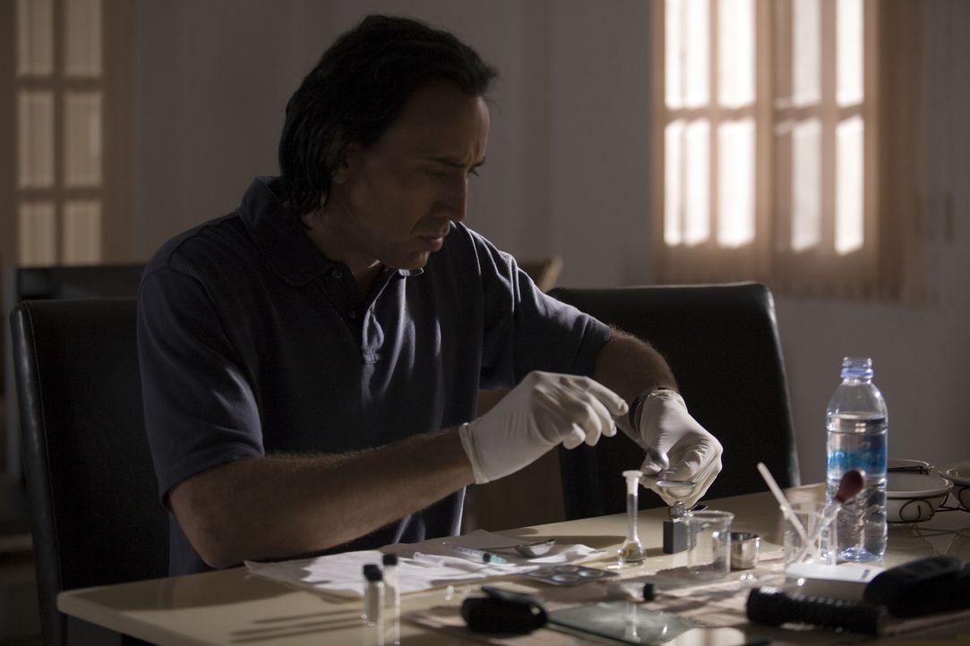 Geht mit tödlicher Präzision an seine Aufgaben: Profikiller Joe (Nicolas Cage) ... - Bildquelle: Constantin Film
