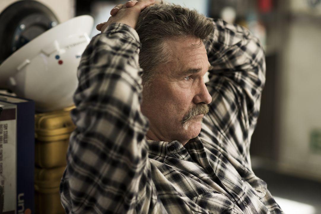 Ein schreckliches Ereignis auf der Ölplattform Deepwater Horizon, auf der Jimmy Harrell (Kurt Russell) der Chef ist, bringt nicht nur das Leben der... - Bildquelle: Enrique Chediak Studiocanal / Enrique Chediak