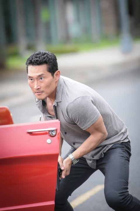 Ein neuer Mordfall beschäftigt Chin (Daniel Dae Kim) und seine Kollegen ... - Bildquelle: Norman Shapiro 2016 CBS Broadcasting, Inc. All Rights Reserved