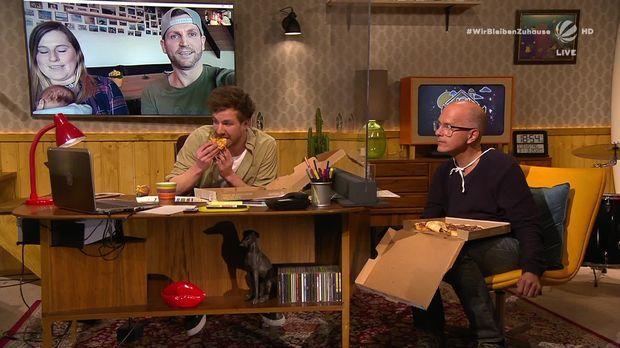Luke, Allein Zuhaus - Luke, Allein Zuhaus - Pizza Für Den Papa