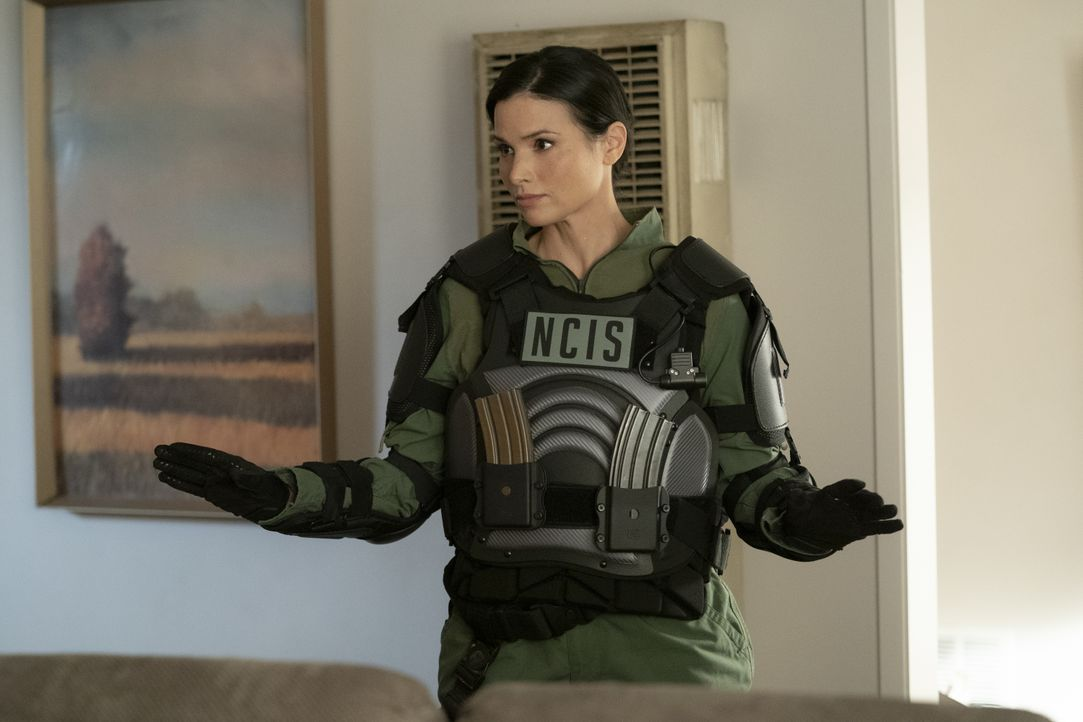 Jessica Knight (Katrina Law) - Bildquelle: Bill Inoshita 2021 CBS Broadcasting, Inc. All Rights Reserved. / Bill Inoshita