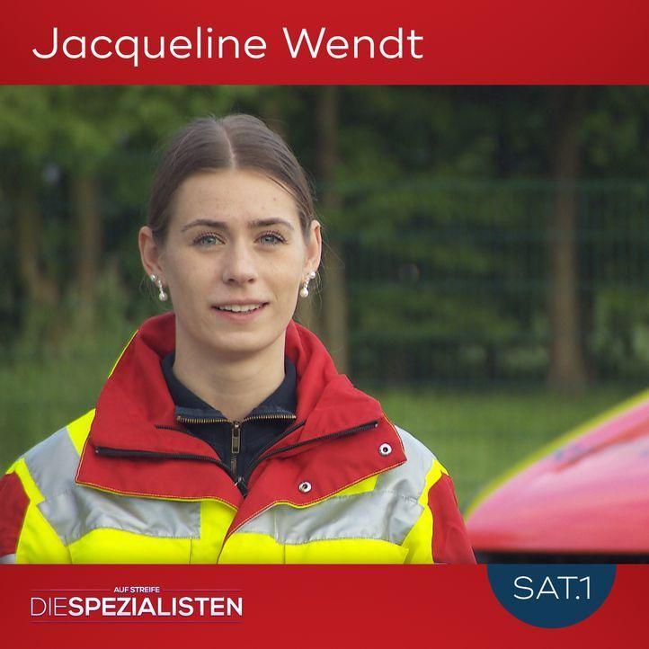 Jacqueline Wendt - Bildquelle: SAT.1