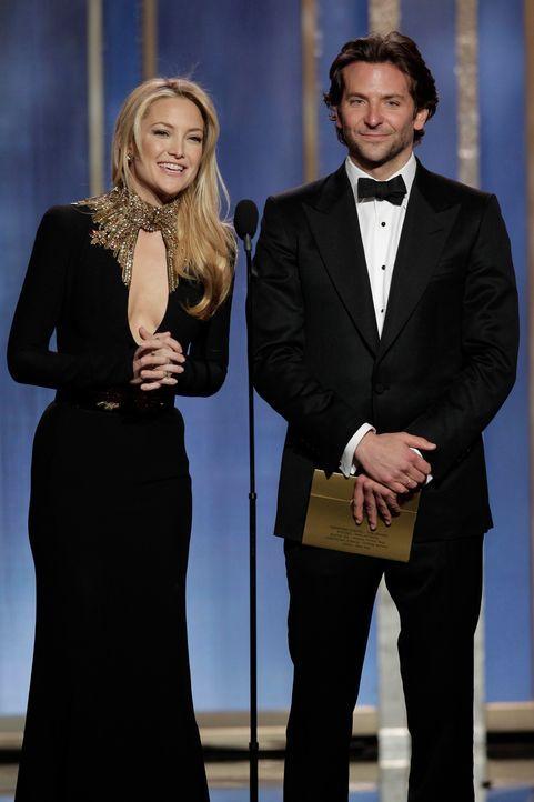 Kate Hudson und Bradley Cooper  - Bildquelle: +++(c) dpa - Bildfunk+++ Verwendung nur in Deutschland