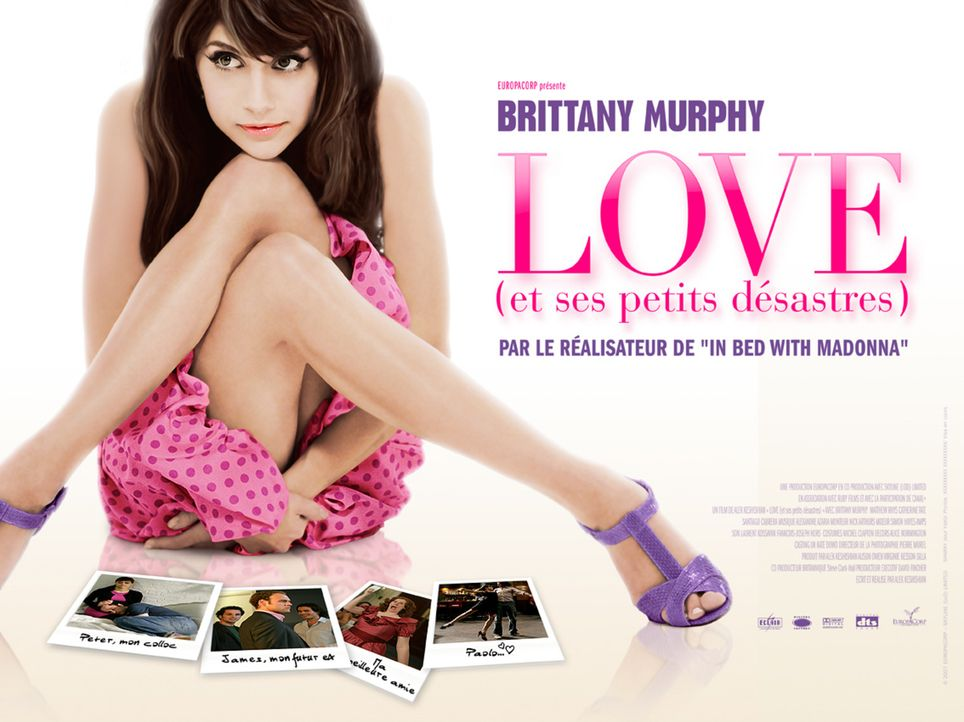 LOVE AND OTHER DISASTERS - Plakatmotiv - Bildquelle: Chris Raphael 2007 EUROPACORP - SKYLINE (LoD) LIMITED