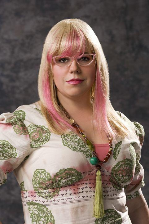 (4. Staffel) - Technische Expertin des B.A.U.: Penelope Garcia (Kirsten Vangsness ) ... - Bildquelle: Touchstone Television