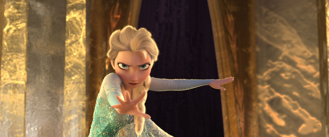 Elsa - Bildquelle: 2013 Disney. All Rights Reserved.