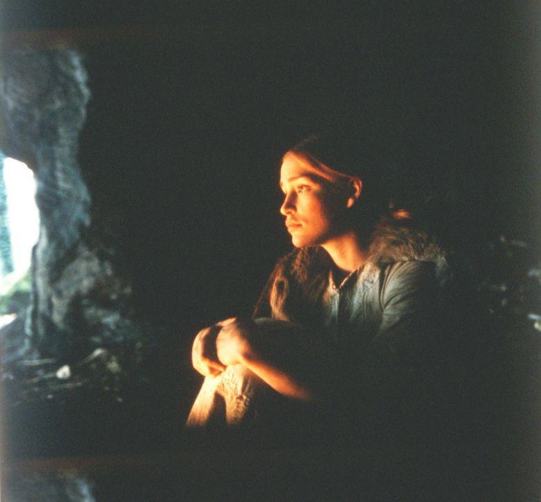Würde das Drachenei mit ihrem Leben verteidigen: Prinzessin Lunna (Piper Perabo) ... - Bildquelle: ApolloMedia
