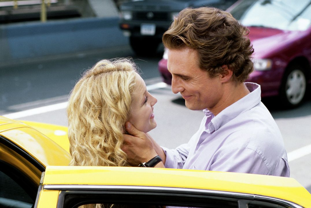 Haben die Rechnung ohne die Liebe gemacht: Andie (Kate Hudson, l.) und Benjamin (Matthew McConaughey, r.) ... - Bildquelle: Paramount Pictures