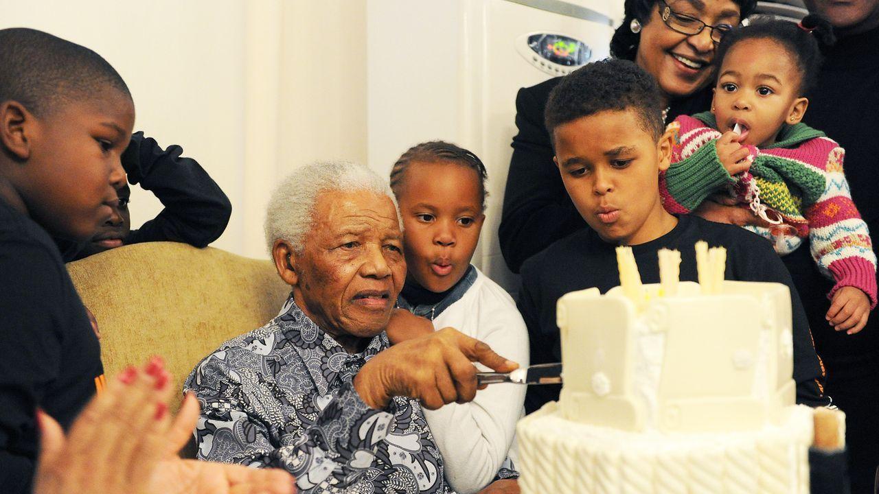 Nelson-Mandela-9-dpa - Bildquelle: dpa