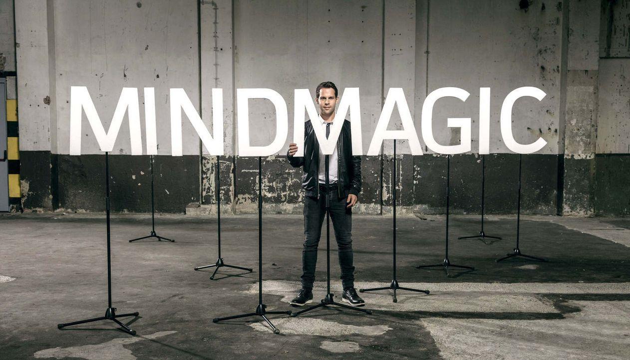 Mindmagic - Die perfekte Illusion: Der niederländische Illusionist Victor Mids verzaubert die Menschen auf seine ganz eigene Art und Weise ... - Bildquelle: SAT.1