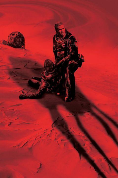 RED PLANET - Artwork - Bildquelle: Warner Bros. Entertainment Inc.