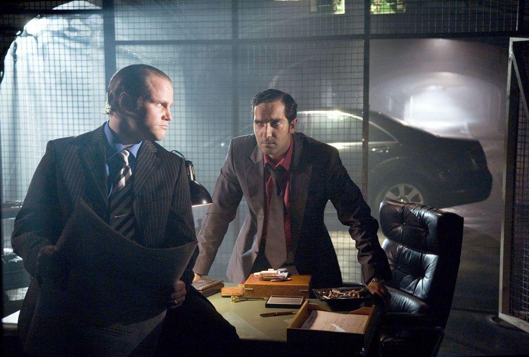 Sind sie nicht ein tolles Paar? Vittorio und Paolo - zwei wahre Bilderbuch-Mafiosi. Wenn der eine sich allerdings verknallt, hat der andere nicht vi... - Bildquelle: Sat.1