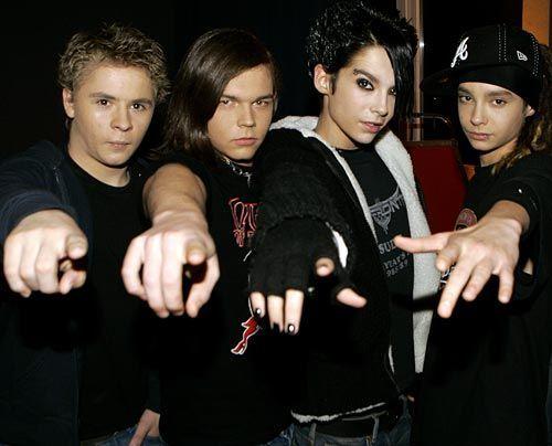 Bildergalerie Tokio Hotel   Frühstücksfernsehen   Ratgeber & Magazine - Bildquelle: dpa