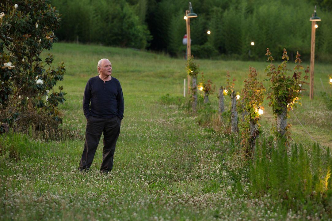 John Clancy (Anthony Hopkins) - Bildquelle: 2015 Concorde Filmverleih GmbH