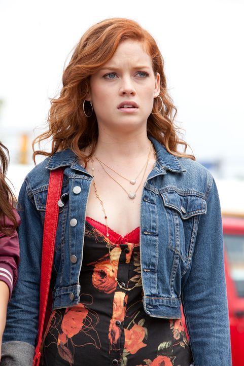Ausgerechnet an dem Abend, an dem April (Jane Levy) endlich gesellschaftlich eine Stufe aufsteigen will, geht alles vollkommen schief ... - Bildquelle: (2014) Paramount Pictures. All Rights Reserved.