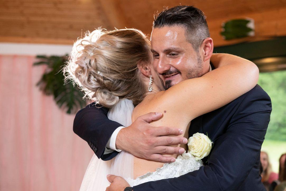 Samantha und Serkan: Die Hochzeit2 - Bildquelle: SAT.1 / Christoph Assmann