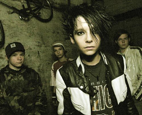 Bildergalerie Tokio Hotel   Frühstücksfernsehen   Ratgeber & Magazine - Bildquelle: Universal Music