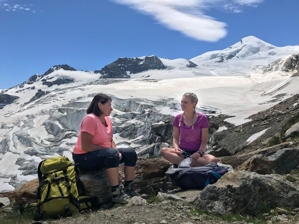 Nicole Bircher - Bildquelle: SAT.1 Schweiz