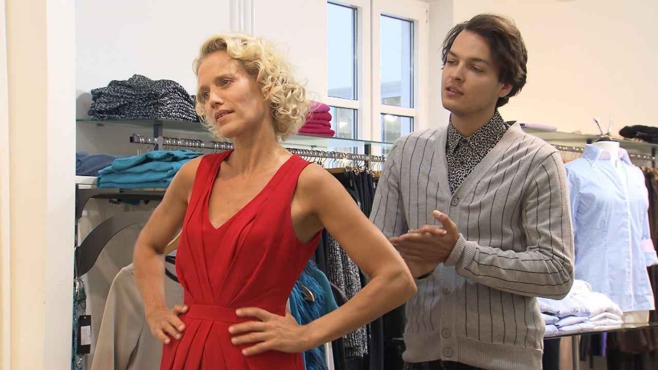 Das-rote-Kleid24 - Bildquelle: SAT.1