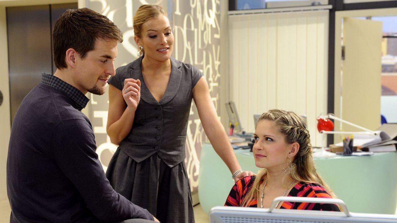 05-Anna-und-die-Liebe-Folge-367-Sat1-Oliver-Ziebe - Bildquelle: SAT.1 Fotograf: Oliver Ziebe