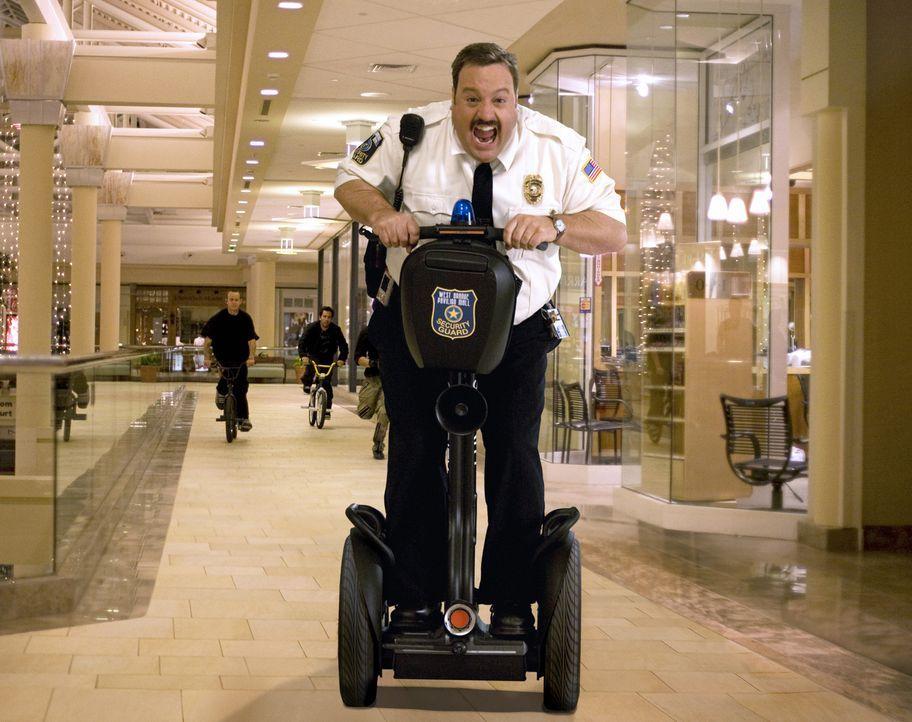Der Kaufhaus Cop - Bildquelle: © 2009 Columbia Pictures Industries, Inc. and Beverly Blvd LLC. All Rights