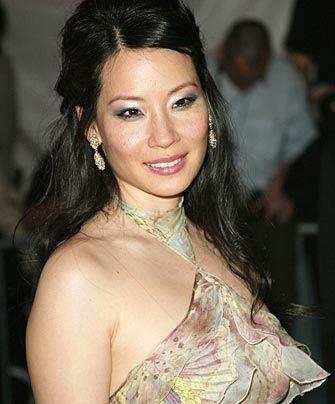 Exotin - Verlockende Bilder der Hollywood-Schönheit Lucy Liu - Bildquelle: getty - AFP