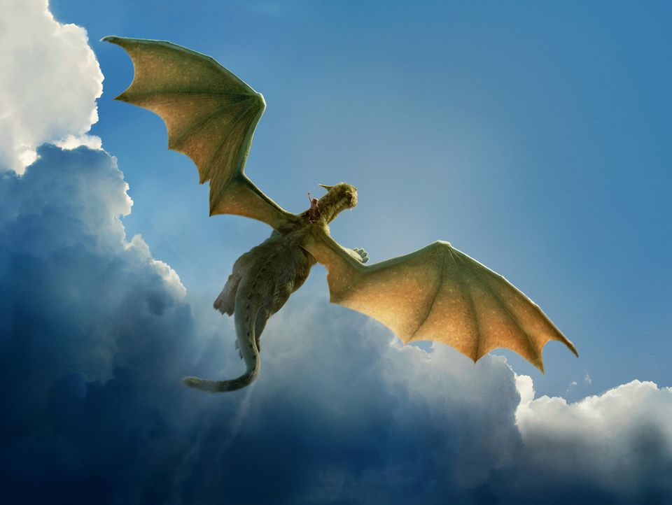 Elliot, der Drache - Artwork - Bildquelle: Disney Enterprises, Inc.