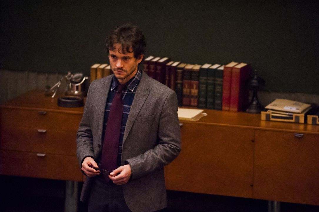 Ein brutaler Familienmord macht Will Graham (Hugh Dancy) zu schaffen ... - Bildquelle: Brooke Palmer 2012 NBCUniversal Media, LLC