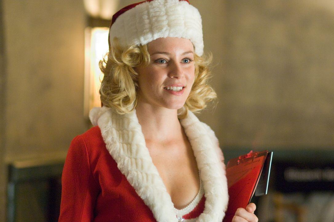 Die Vorbereitungen für das Weihnachtsfest machen sich schon bald bezahlt: Charlene (Elizabeth Banks) ... - Bildquelle: Warner Brothers