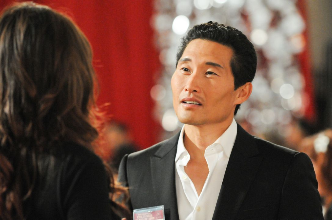 Bei den Ermittlungen: Chin (Daniel Dae Kim) ... - Bildquelle: 2013 CBS Broadcasting Inc. All Rights Reserved