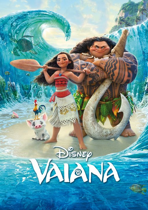 Vaiana - Artwork - Bildquelle: Disney Enterprises, Inc.