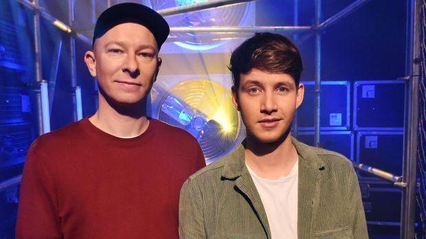 The Voice 2020: Deine Freunde (Florian Sump, Lukas Nimscheck) - Coaches