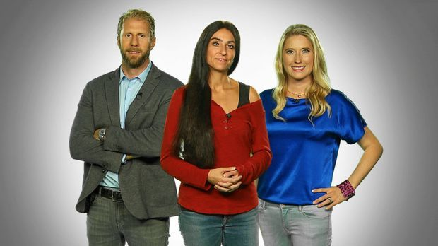 Rechtsanwalt Christopher Posch, Familienberaterin Katia Saalfrank und Unterne...